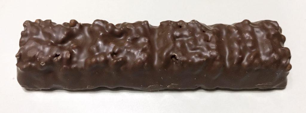 アサヒ1本満足バーシリアルチョコ味中身