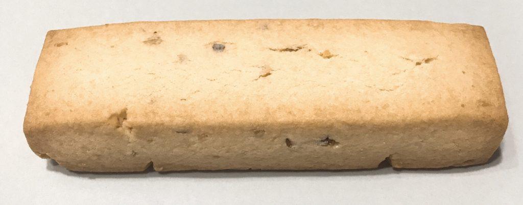 アサヒ1本満足バーベイクドメープル&バター味中身