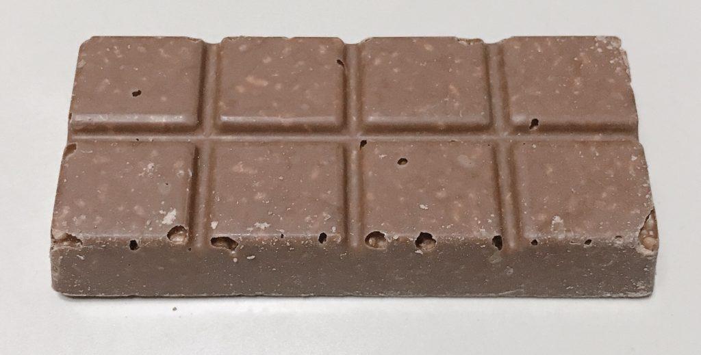 マツキヨラボプレミアムプロテインバーチョコレートの中身